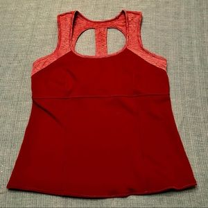 d20418bf01253 prAna Tops - prAna Marla Yoga Tank Top - Pomegranate